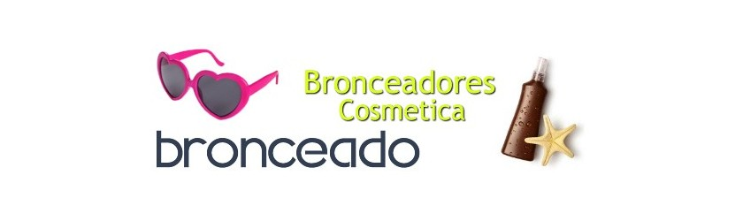 Bronceadores y cosmética