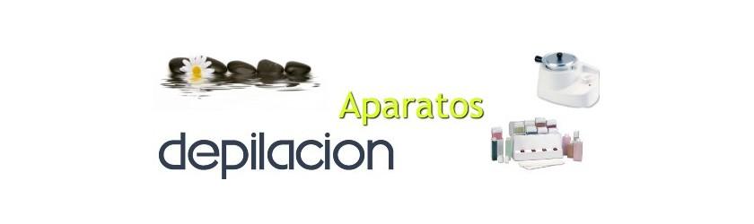 Aparatos depilacion
