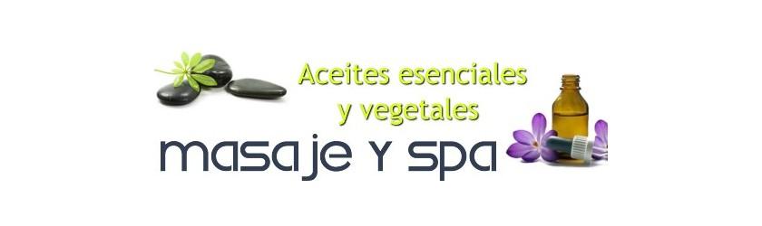 Aceites esenciales y vegetales