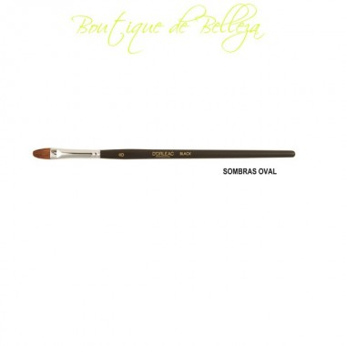 Pincel sombras oval 08