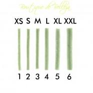 Rulitos de pestañas XL-5