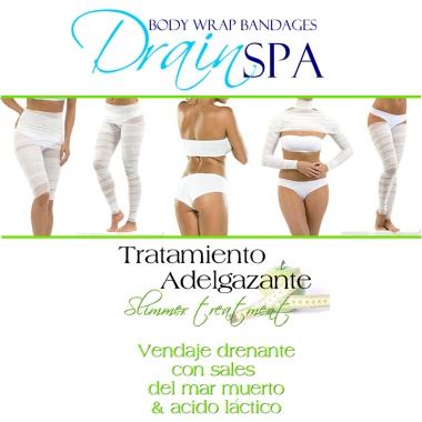 tratamiento DRainN SPA