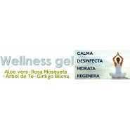 WELLNESS GEL 500ml caja 12uds